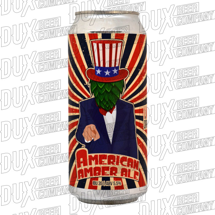 SCC American Amber Ale